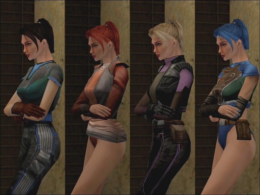 Jedi Academy Skins - Nude? - PC Gaming - Toms Hardware