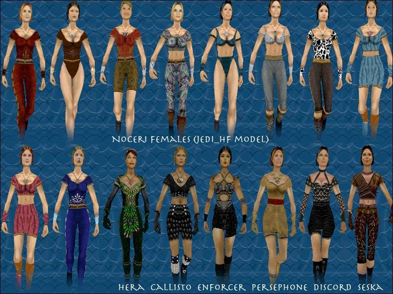 jedi academy nude female skin