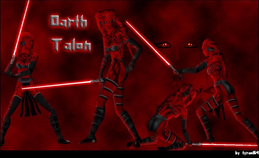 Darth Talon (Star Wars) Figure Inque